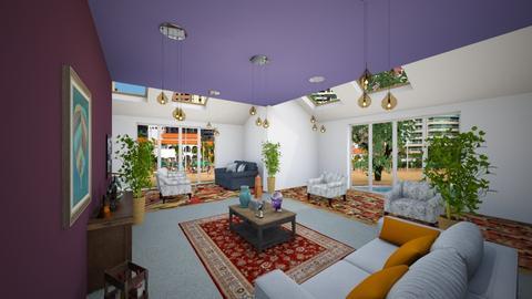 living - Living room - by HannaTOTE
