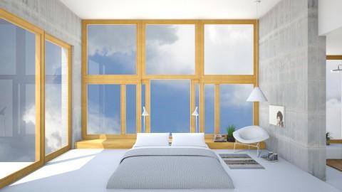 Skyfall 2 - Modern - Bedroom - by russ