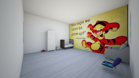 Nursery - Kids room - by barbiegirl446