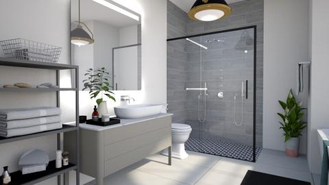 993 - Modern - Bathroom - by _firecrackers