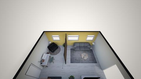 Sofia - Rustic - Living room - by belulomb