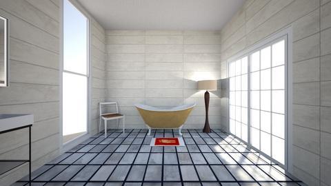 Chile y  - Modern - Bathroom - by  o