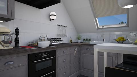 2tangstedt1 - Kitchen - by hauser