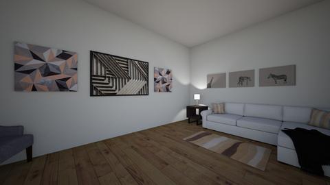 living room - Modern - Living room - by hartness paxtyn