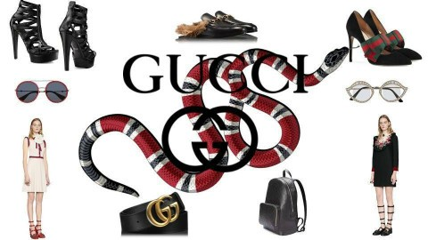 Gucci - by AnnamariMay