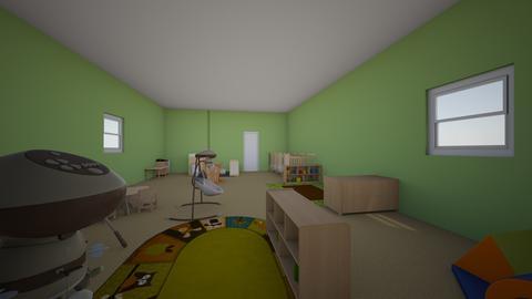 Infant Room Kaylee - Kids room - by MJMHKKJFQELNRFKLTWLRXJPQKAANFRR