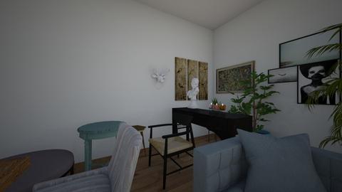 modern room - Modern - Living room - by amilya
