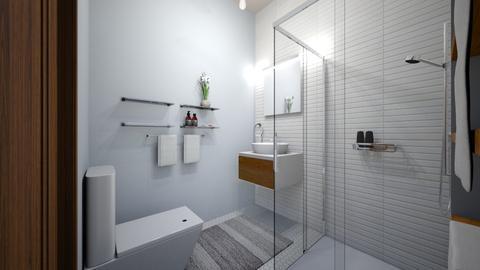 bathroom 1 - Modern - Bathroom - by Vasile Bianca Rozalia