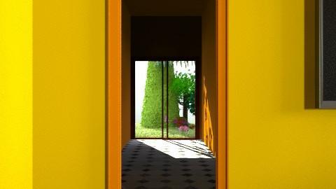 Nappali - Living room - by Alexandra Benke