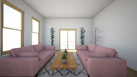furniture arrangment - by baijreese