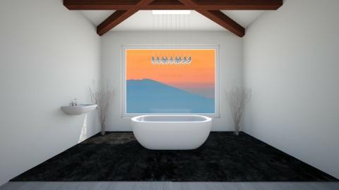 2_Luxury Bathroom - Bathroom - by alubkeman