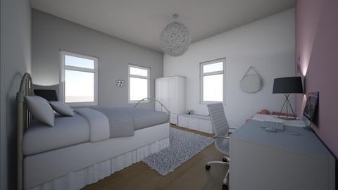 my home - Bedroom - by Willemijn2004