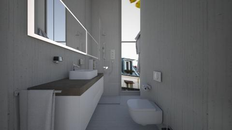 Casa169Bathroom - Minimal - Bathroom - by nickynunes