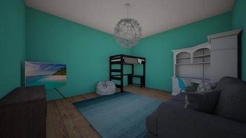 Fcs bedroom - Bedroom - by sepukelc5