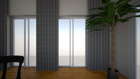 Sevenoaks_Living_Dining - Eclectic - Living room - by polina melamed