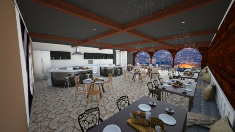 French Bistro - Eclectic - by bgref