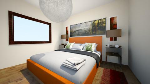 dormitorio - Bedroom - by Edgard Jormich