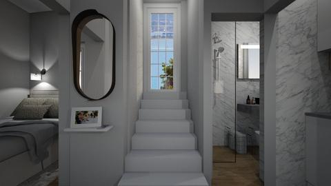 Casa223Hallway - Modern - by nickynunes