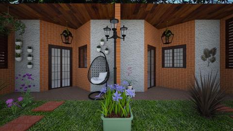 Village Four - Modern - Garden - by Mariesse Paim