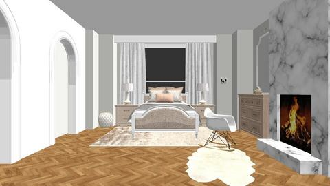 Shabby Chique Bedroom - Bedroom - by Vlad Silviu