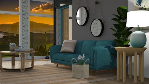 Hometime - Modern - Living room - by Jessica Fox