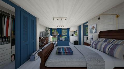 Garage Makeover - Modern - Living room - by Joao M Palla