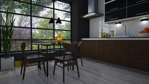 Citizen Oak - Kitchen - by Tuija