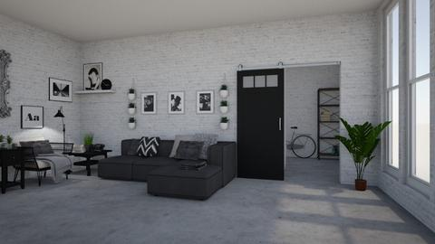 Woodenwall - Bedroom - by TasiaClarke