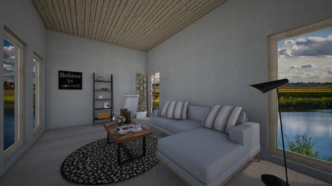 rustgevende woonkamer - Living room - by Sarah De Clercq