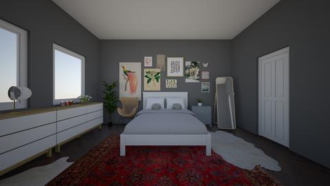 lol bedz - Bedroom - by earthygirl112