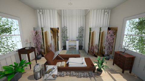 Relaxation Lounge for One - Global - by devonsia