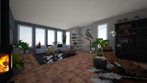 jv - Living room - by TRMVM