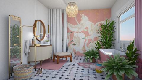 Fly - Bathroom - by chania