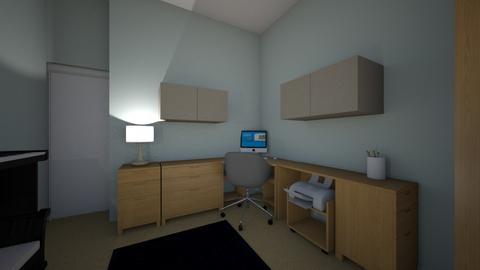Alex Jones - Office - by homedesigncardiff