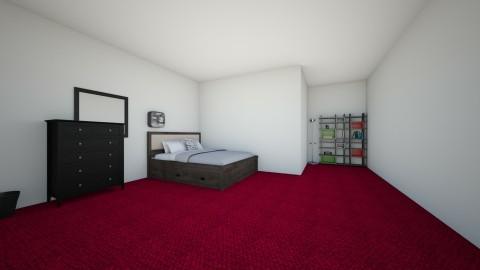 Dabomb - Bedroom - by Erica Jane