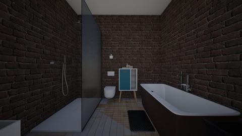 br 30 april DS2 Night - Bathroom - by dindayudvina