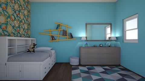 Kids Room 1 - Bedroom - by no_one_important