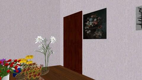 Gardener Bedroom - Bedroom - by Harley Eckert
