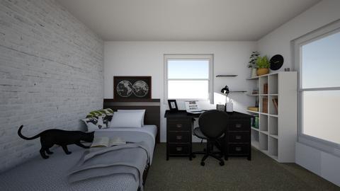 My room - Bedroom - by avianaelizabeth