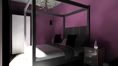 Purple Room - by Rachel NarwhalSparkle