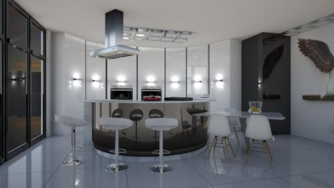 15012018A - Modern - Kitchen - by matina1976