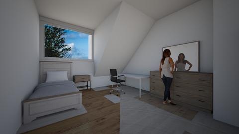 mijn slaapkamer - Bedroom - by yasminkaandorp
