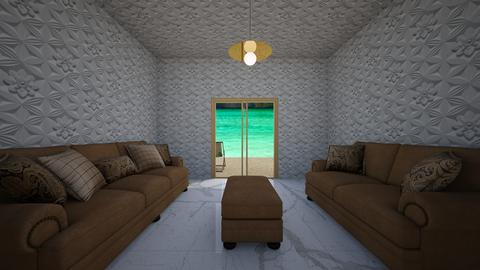 Hawaii beach room  - Modern - Bedroom - by jade1111