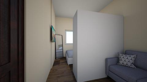 1k - Bedroom - by hitez