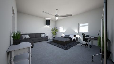 Hehe - Modern - Bedroom - by OliverFowler