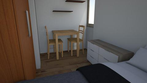 square table beta2 - Bedroom - by lywbbr