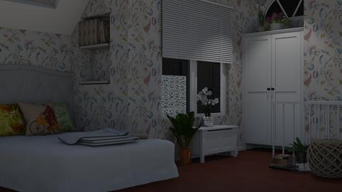 room5 - Bedroom - by emmaald
