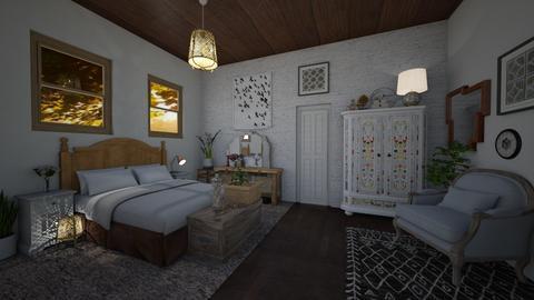 p - Bedroom - by belavgeny
