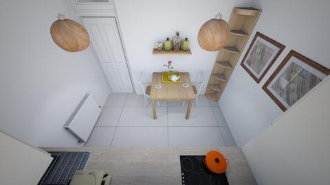 Elena Rotaru bucatarie - Kitchen - by Flori Santa