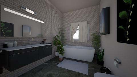 Baf - Bathroom - by wackkid